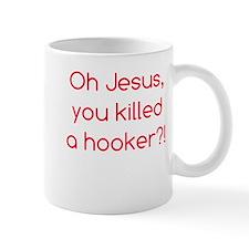 Oh Jesus Mug