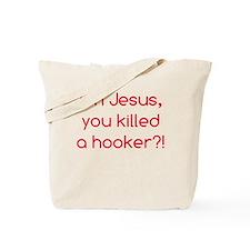 Oh Jesus Tote Bag