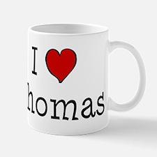 I love Thomas Mug