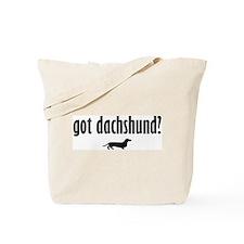 Got Dach? (1) Tote Bag