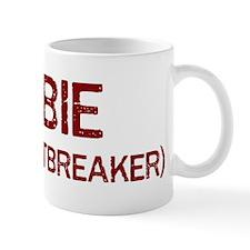 Abbie the heartbreaker Small Mug