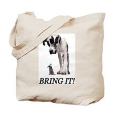 Bring It! Tote Bag
