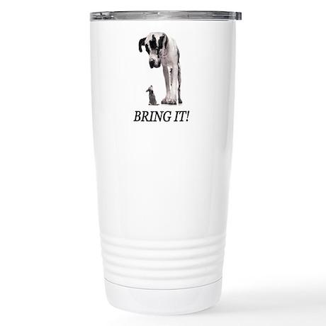 Bring It! Stainless Steel Travel Mug
