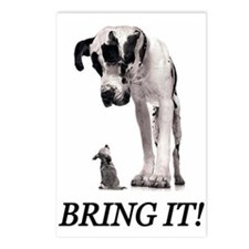 Bring It! Postcards (Package of 8)