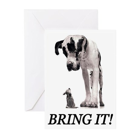 Bring It! Greeting Cards (Pk of 20)