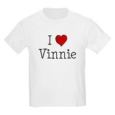 I love Vinnie T-Shirt