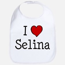 I love Selina Bib