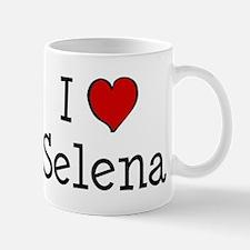 I love Selena Mug