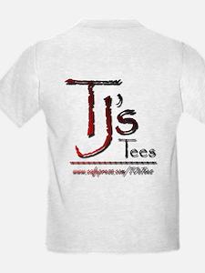 TJ's Tees Logo T-Shirt