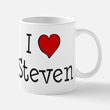 I love Steven Mug