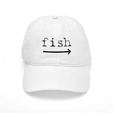"""""""Fish (arrow)"""" Cap"""
