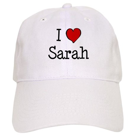 I love Sarah Cap