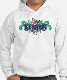 Kennedi's Butterfly Name Hoodie