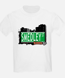SMEDLEY STREET, QUEENS, NYC T-Shirt