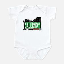SALERNO AVENUE, QUEENS, NYC Infant Bodysuit