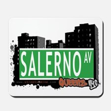 SALERNO AVENUE, QUEENS, NYC Mousepad