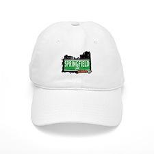 SPRINGFIELD LANE, QUEENS, NYC Baseball Cap