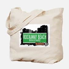 ROCKAWAY BEACH BOULEVARD, QUEENS, NYC Tote Bag