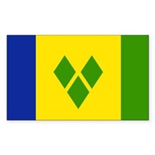 Saint Vincent and the Grenadines Decal