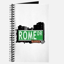 ROME DRIVE, QUEENS, NYC Journal