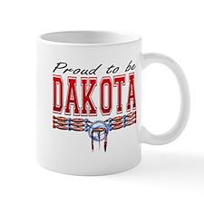 Proud to be Dakota Mug