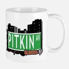 PITKIN AVENUE, QUEENS, NYC Mug