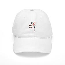 Hot Rod Redhead Baseball Cap