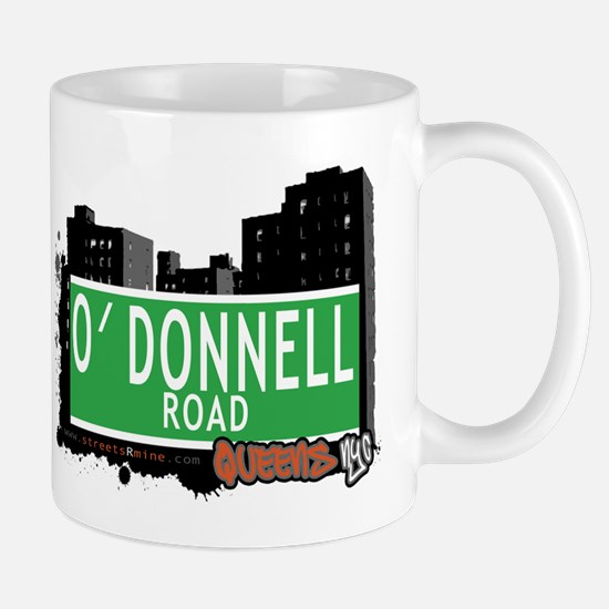 ODONNELL ROAD, QUEENS, NYC Mug