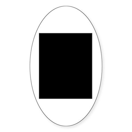 BusyBodies Christian Oval Sticker