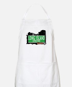 LONG ISLAND EXPRESSWAY, QUEENS, NYC BBQ Apron