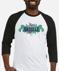 Brielle's Butterfly Name Baseball Jersey