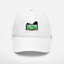 JUNCTION BOULEVARD, QUEENS, NYC Baseball Baseball Cap
