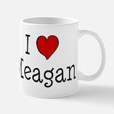 I love Meagan Mug