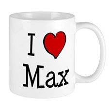 I love Max Mug