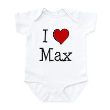 I love Max Onesie
