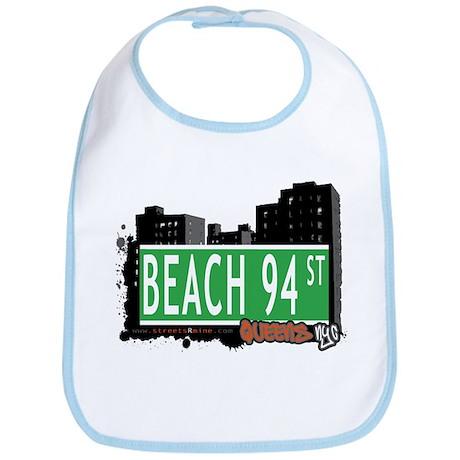 BEACH 94 STREET, QUEENS, NYC Bib
