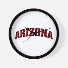 Arizona State Wall Clock