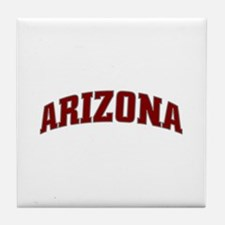 Arizona State Tile Coaster