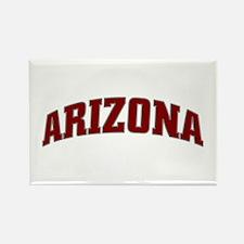 Arizona State Rectangle Magnet
