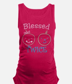 Blessed Twice Tank Top