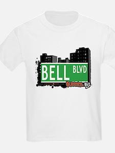 BELL BOULEVARD, QUEENS, NYC T-Shirt