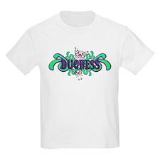 Duchess's Butterfly Name Kids T-Shirt