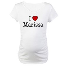 I love Marissa Shirt