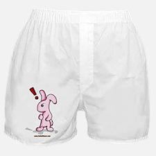 Bunny Surprise Boxer Shorts
