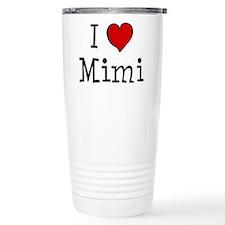 I love Mimi Travel Mug