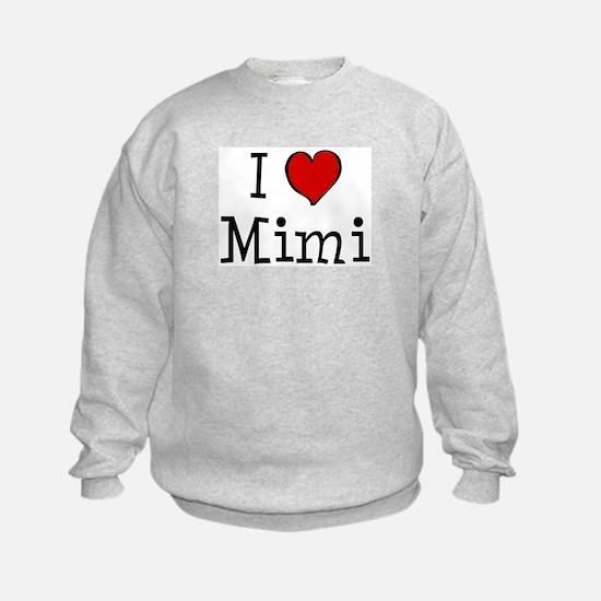 I love Mimi Sweatshirt