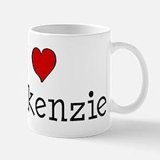 I love Mackenzie Mug