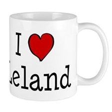I love Leland Mug