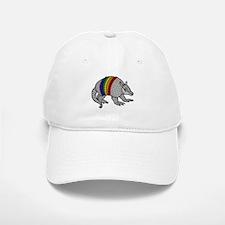 Texas Rainbow Armadillo Baseball Baseball Cap