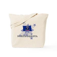 All Star North Dakota Tote Bag